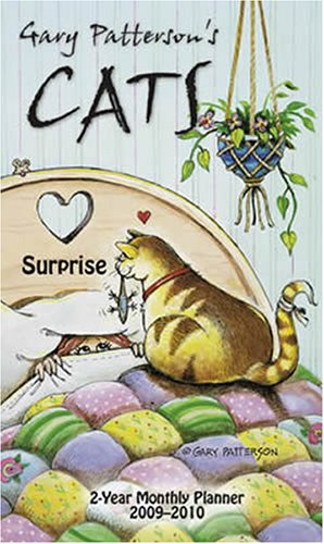 Gary Patterson's Cats 2009-2010 Calendar (Day Dream Pocket Planners)