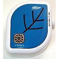 O3 LEAF Plug-In Adjustable Ionic Ozone Air Purifier (BLUE)
