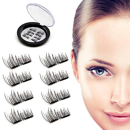 858a78e0b25 ReviewMeta.com: FAIL: Magnetic False Eyelashes (8Pcs Dual Magnetic ...