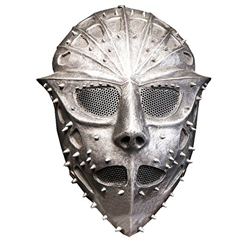 htuk® Softair Warrior Maske High Qualität Warrior Softair Maske Mesh Eye Schutz