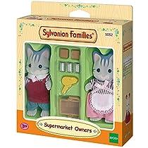 Sylvanian Families - Propietarios del supermercado (Epoch para Imaginar 5052)