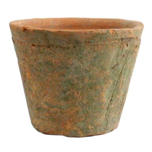 Rustic Terra Cotta Rose Pot - Petite - Sold in Case Pack of 5