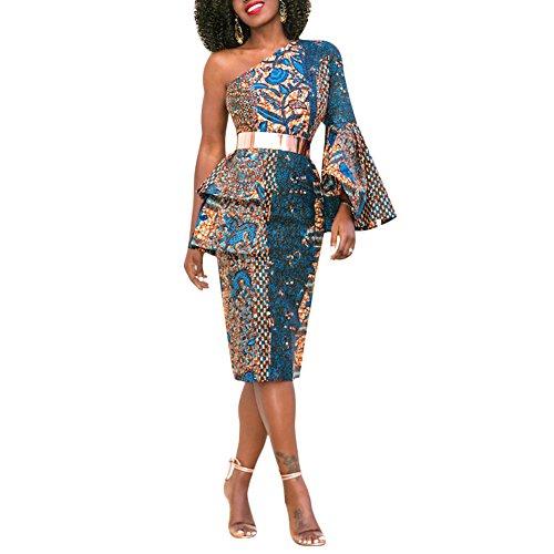 midi african dresses - 3