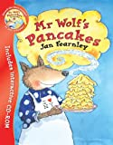 Mr Wolf's Pancakes, Jan Fearnley, 1405238720