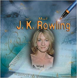 Meet jk rowling tony stead nonfiction independent reading meet jk rowling tony stead nonfiction independent reading collections s ward 9781404255357 amazon books m4hsunfo