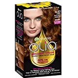 Garnier Hair Color Olia Oil Powered Permanent Hair Color, 6.43 Light Natura, 3 count (Packaging May Vary)