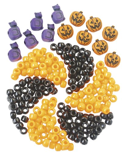 The Beadery Happy Halloween Bead Set for Learning Activities