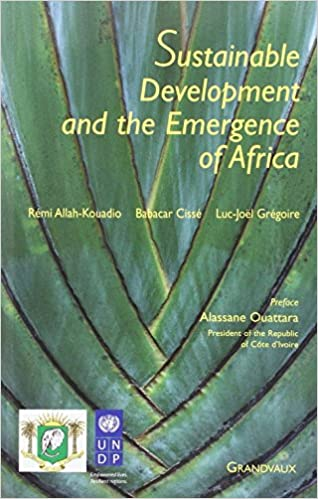 Télécharger en ligne Sustainable development and the emergence of Africa pdf