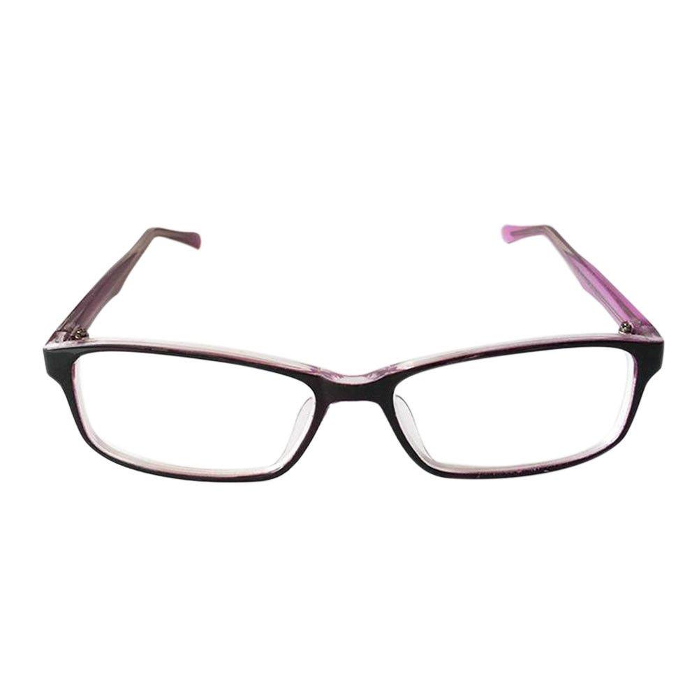 Hzjundasi Frauen Kurzsichtigkeit Myopia Anti-Strahlung Brille ...