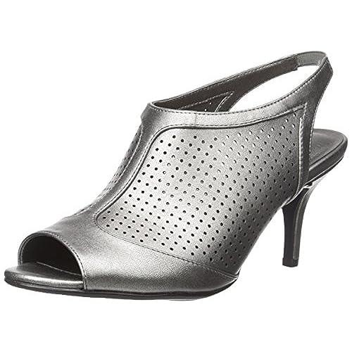 Buy Best LifeStride Norwood Womens Slingback Sandals Pewter XF