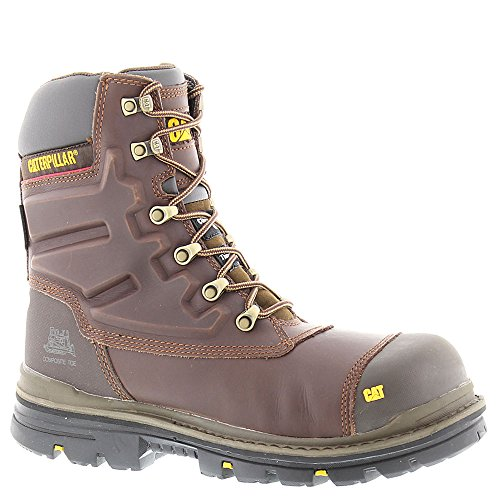 Caterpillar Mens Premier 8 Waterdicht Tx Comp Toe Industrieel En Bouw Schoen Moondance