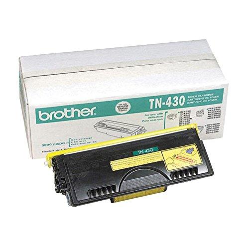 Brother TN430 Black Original Standard