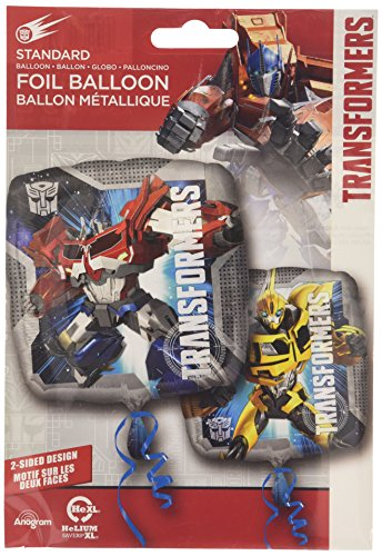 Anagram International HX Transformer Party Balloons, Multicolor]()