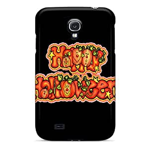 High Quality AMGake Happy Halloween Skin Case Cover Specially Designed For Galaxy - S4