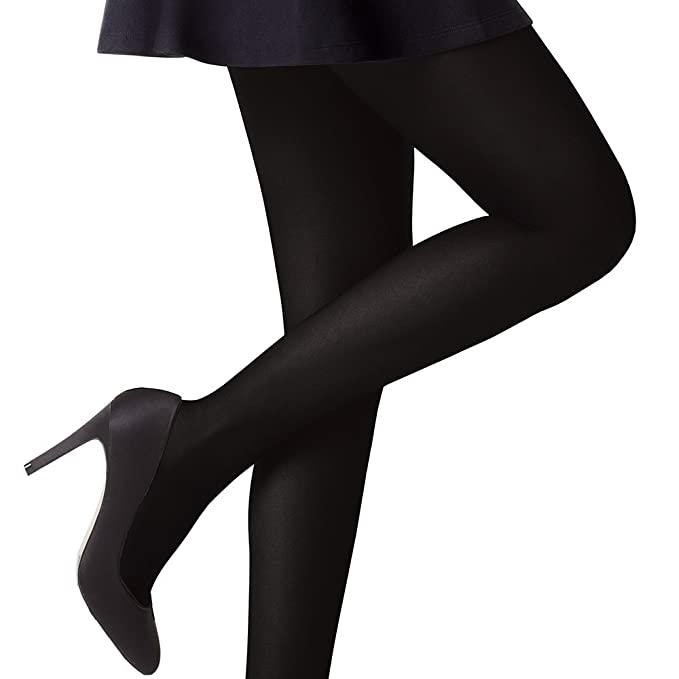 7a4712a1c3515 Gipsy Women 1117 40 Denier Opaque Tights - 2 Pair Pack: Amazon.co.uk:  Clothing