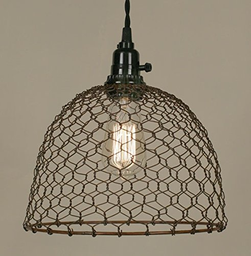 Brown Pendant Light Shades in US - 5