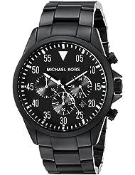 Michael Kors Mens Gage Black Watch MK8414