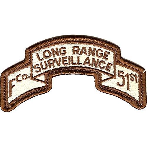 (51st Infantry Regt f Co Long Range Desert Patch)