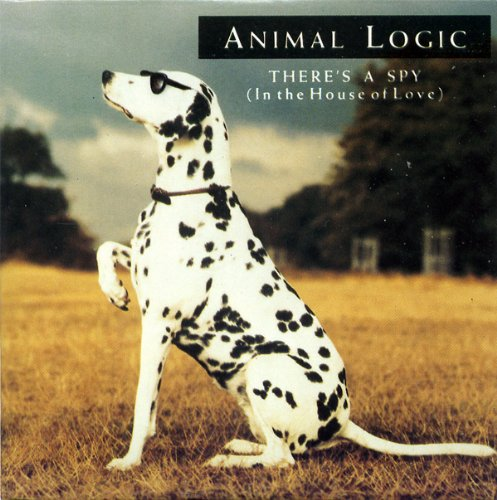 Animal Logic - There'S A Spy - 7 inch vinyl / 45