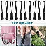Zipper Repair Kit, Cridoz 241 Pcs Zipper