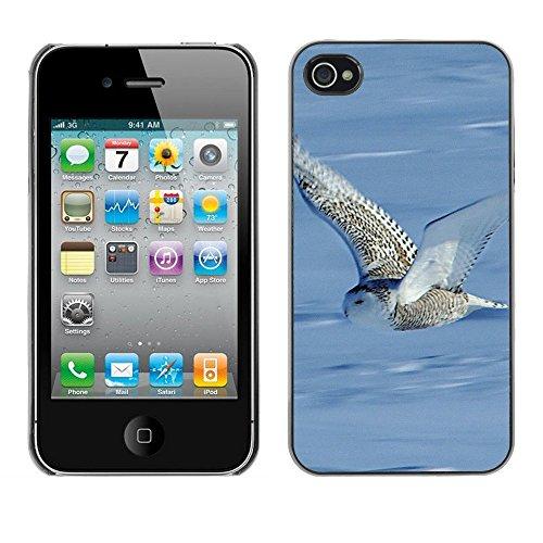 Hülle Case Schutzhülle Cover Premium Case // F00002064 draussen // Apple iPhone 4 4S 4G