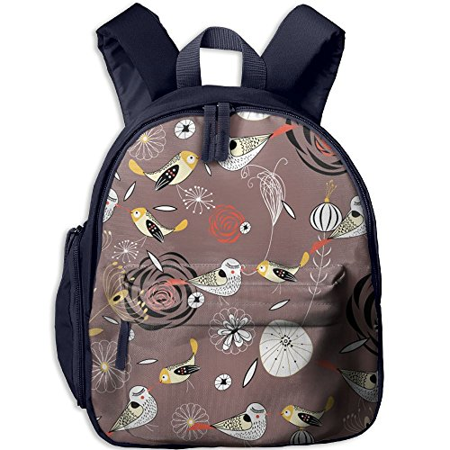Love Birds Child Novelty School Bag For Outdoors -