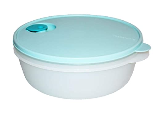 Tupperware CrystalWave - Cuenco para microondas (3 cuartos), color ...