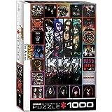 KISS The Albums 1000-Piece Puzzle
