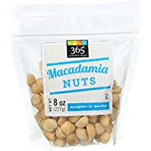 365 Everyday Value Macadamia Nuts, Roasted & Salted, 8 Ounce
