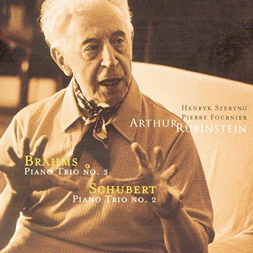 Brahms: Piano Trio No. 3, Op. 101 / Schubert: Piano Trio No. 2, d. 929 (Rubinstein Collection, Vol. 73) - Trio Schubert