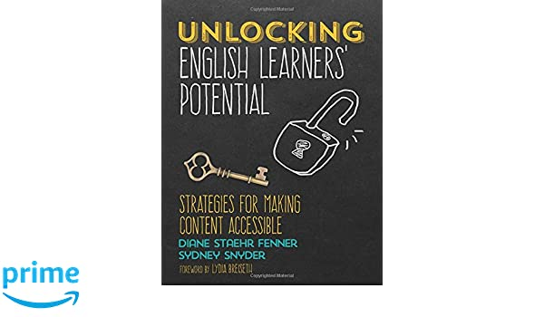 Unlocking English Learners Potential: Strategies for Making ...