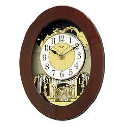 Rhythm Clocks Grand Nostalgia Entertainer Magical Motion Clock