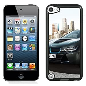 New Personalized Custom Designed For iPod Touch 5th Phone Case For 2015 BMW i8 Concept Phone Case Cover