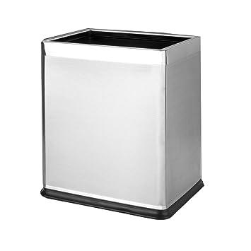 Basura Ali@ Cubo Cubo Cuadrado Cubo Doble Capa Depósito de ...