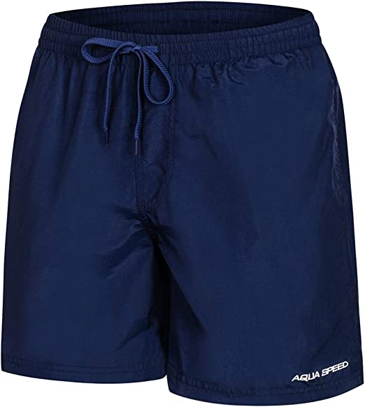 Aqua-Speed 5908217666918 Remy Swim - Bañador para Hombre, Talla M, Color Azul Marino