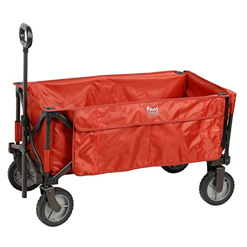Timber Ridge Laburnum Tailgate Wagon, Red
