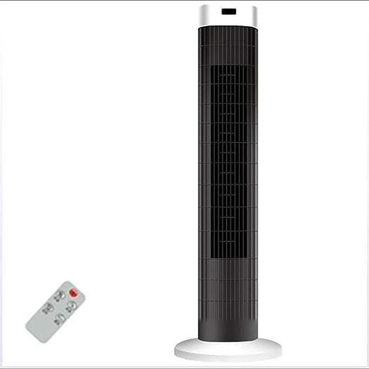ANGsun Ventilador De Torre, Serie Digital Inteligente, con Control Remoto Y Temporizador Modo De Suspensión De 3 Velocidades, Purificador De Aire Ventilador De La Mesa De Enfriamiento: Amazon.es: Hogar