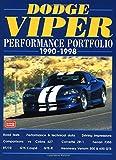 Dodge Viper : Performance Portfolio 1990 - 1998