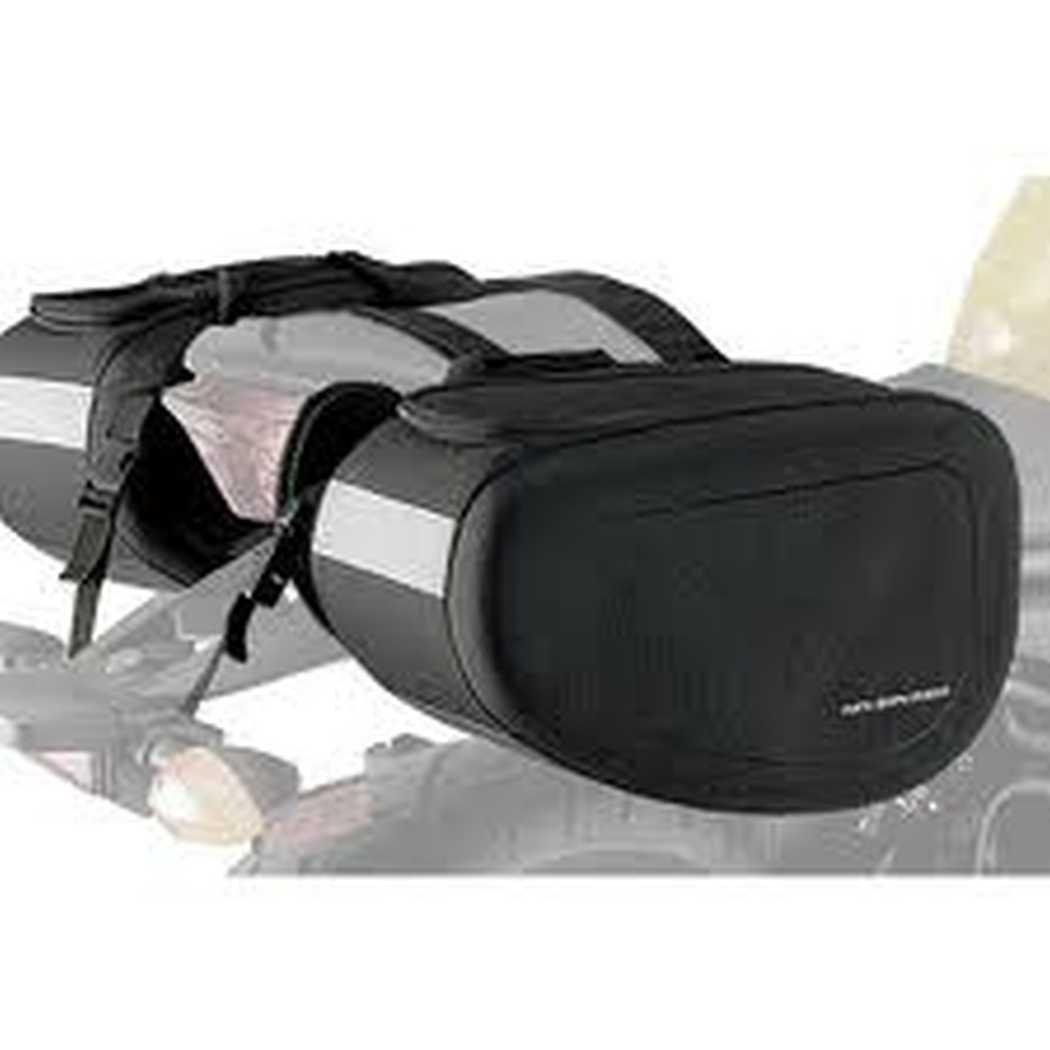 Nelson-Rigg SPRT-50 Spirit Black Saddle Bag