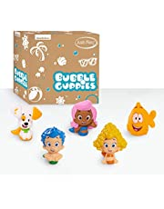 Bubbles Guppies Bath Squiters 5pk Set Exclusive