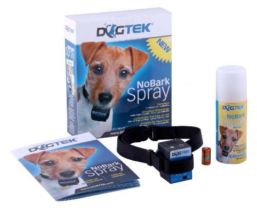 DOGTEK Bark Citronella Spray Dogs product image