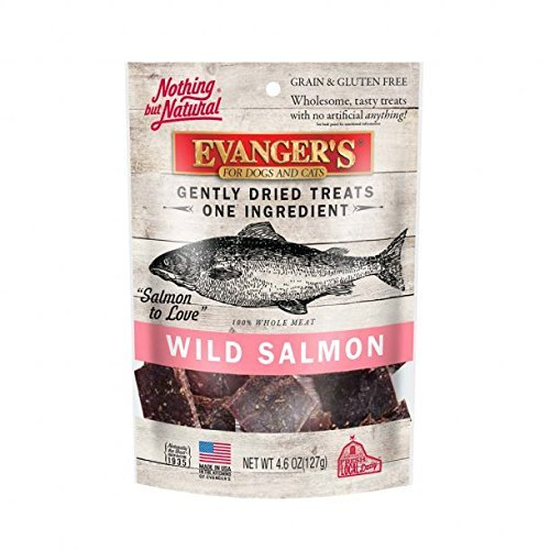- Evangers Freeze Dried Treats - Salmon - 4.6 oz