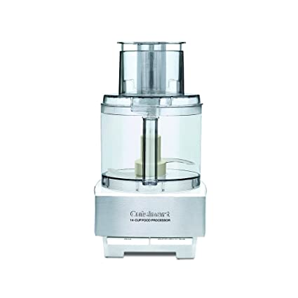 Amazon cuisinart dfp 14bcwny 14 cup food processor brushed cuisinart dfp 14bcwny 14 cup food processor brushed stainless steel white forumfinder Choice Image