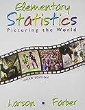 Elementary Statistics, Ron Larson and Farber, 0132199467