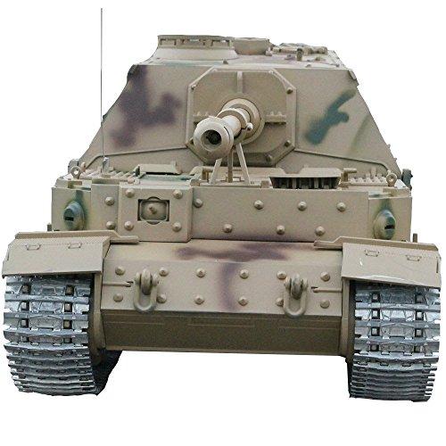 HOOBEN 1/16 R/C German Elefant JAGDPANZER Tank Full for sale  Delivered anywhere in USA