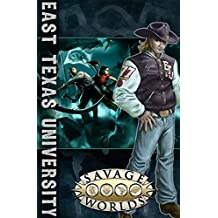 East Texas University (Savage Worlds, softcover, S2P10310)