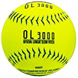Franklin Sports Tournament Play Slow Pitch Softball, 12.0""