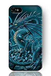 Generic Personalized devil dragon and skull Snap on Hard Plastic Case Cover For iPhone 6 (4.7 Inch Screen)