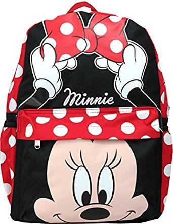 - Minnie Mouse 16 inches Large Backpack