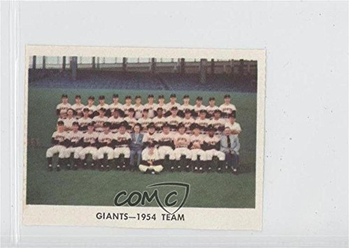 Joey Amalfitano (Baseball Card) 1955 Golden Stamps New York Giants - [Base] #N/A 1955 Golden Stamp